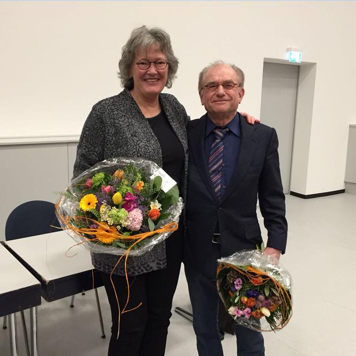 Die DGPFG freut sich über zwei neue Ehrenmitglieder!